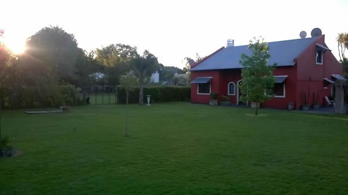 casa y parque
